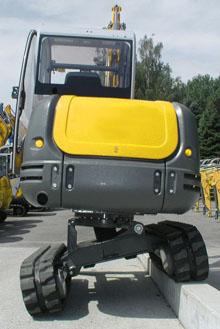 Gehl Compact Excavator Model 373